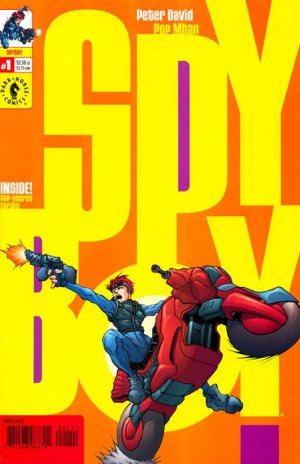 Spy boy édition Issues (1999 - 2003)