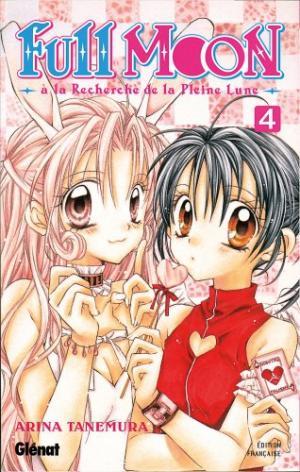 couverture, jaquette Full Moon 4  (Glénat Manga)