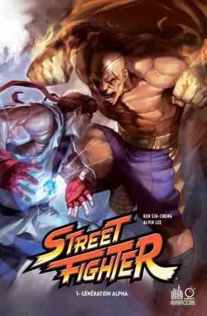 Street Fighter édition TPB hardcover (cartonnée)