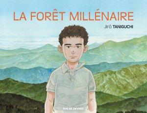 La forêt millénaire édition Simple