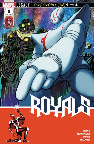 Royals # 9 Issues (2017)