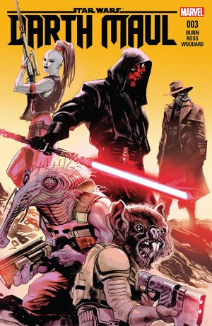 Star Wars - Darth Maul # 3 Issues (2017)