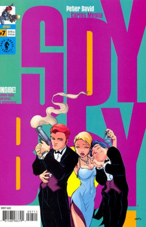 Spy boy # 7
