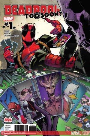 Deadpool - Trop tôt édition Issues