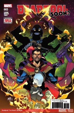 Deadpool - Trop tôt # 3 Issues
