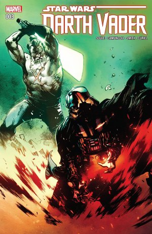 Darth Vader # 3 Issues V2 (2017 - 2018)