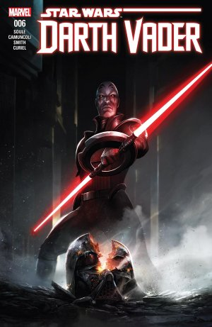 Darth Vader # 6 Issues V2 (2017 - 2018)