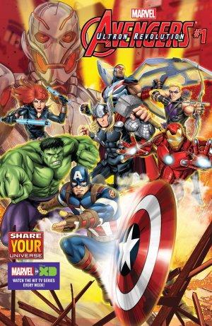 Marvel Universe Avengers - Ultron Revolution édition Issues V1 (2016 - 2017)
