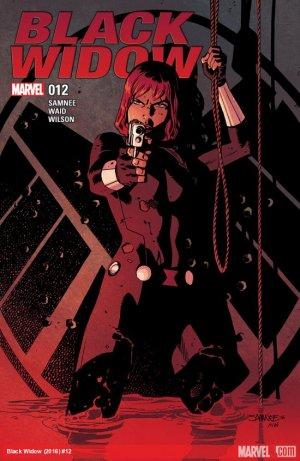 Black Widow # 12 Issues V6 (2016 - 2017)