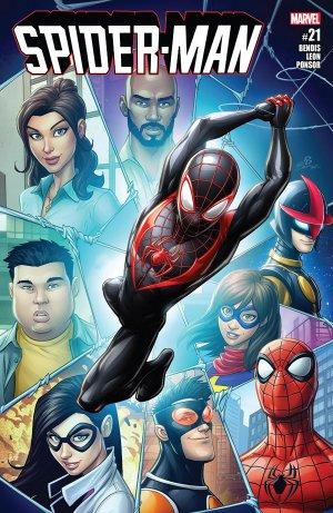 Spider-Man # 21