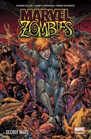 Secret Wars - Marvel Zombies