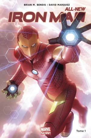 All-New Iron Man édition TPB Hardcover - Marvel Now!