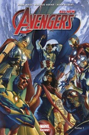 Avengers # 1 TPB Hardcover - Marvel Now!