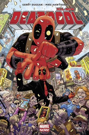 All-New Deadpool # 1