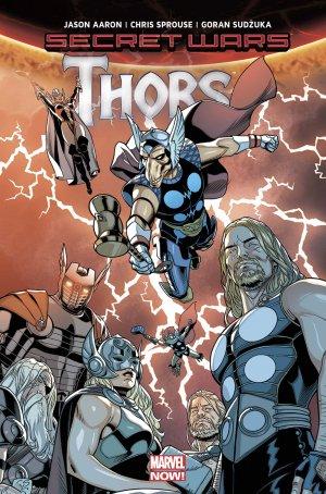 Secret Wars - Thors édition TPB hardcover (cartonnée)