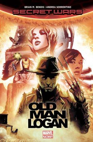 Secret Wars - Old Man Logan édition TPB Hardcover - Issues Old Man Logan V1