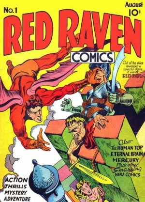 Red Raven Comics # 1 Issues