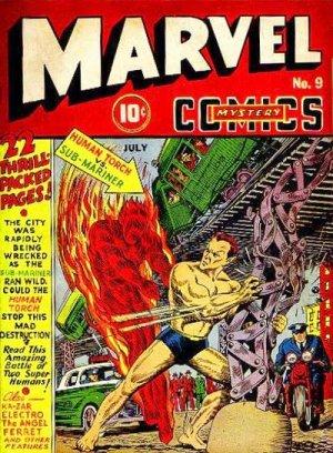 Marvel Mystery Comics # 9