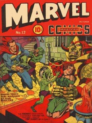 Marvel Mystery Comics # 12