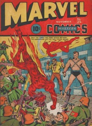 Marvel Mystery Comics # 25