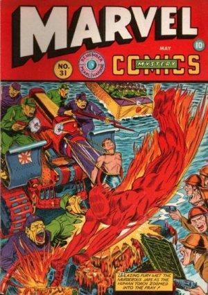 Marvel Mystery Comics # 31