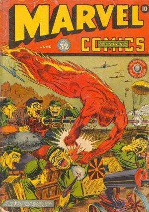 Marvel Mystery Comics # 32