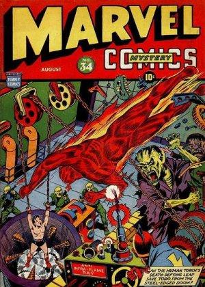 Marvel Mystery Comics # 34