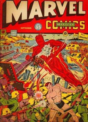 Marvel Mystery Comics # 35