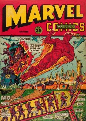 Marvel Mystery Comics # 36