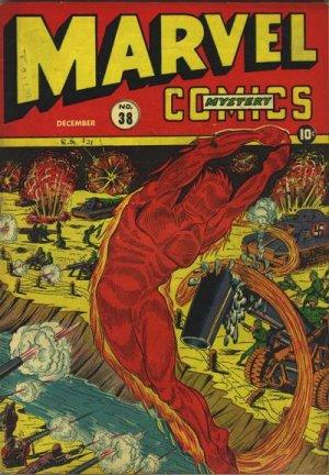Marvel Mystery Comics # 38