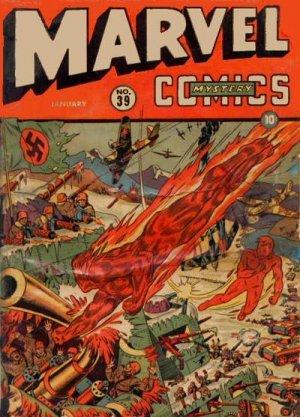 Marvel Mystery Comics # 39
