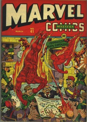 Marvel Mystery Comics # 41