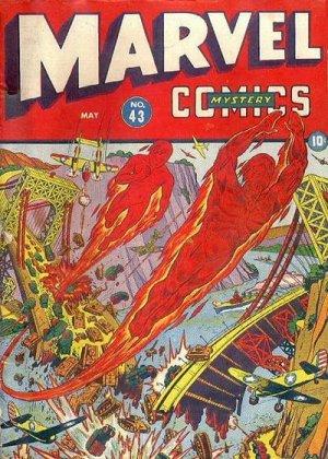 Marvel Mystery Comics # 43