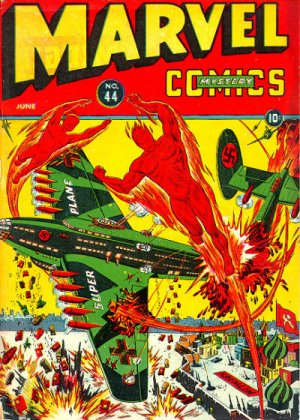 Marvel Mystery Comics # 44