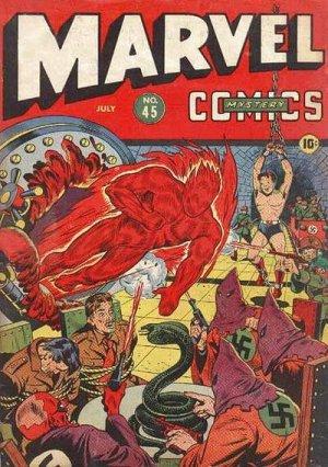 Marvel Mystery Comics # 45