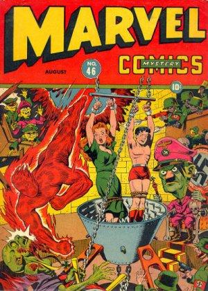 Marvel Mystery Comics # 46