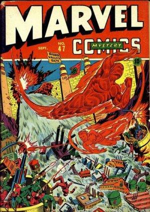 Marvel Mystery Comics # 47