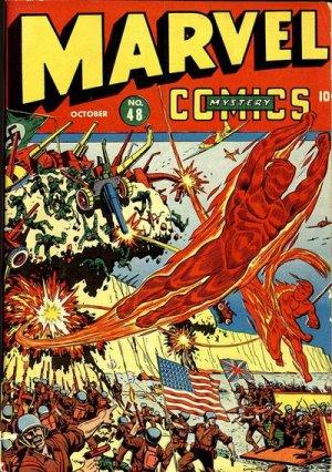 Marvel Mystery Comics # 48