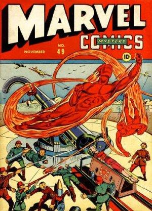 Marvel Mystery Comics # 49