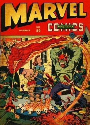 Marvel Mystery Comics # 50