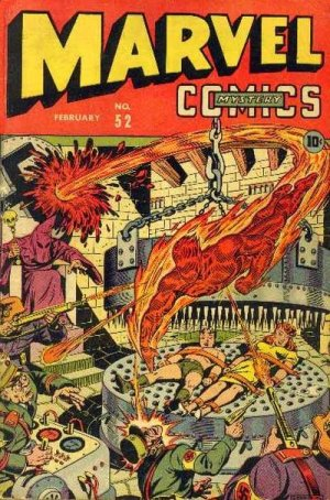 Marvel Mystery Comics # 52