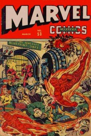 Marvel Mystery Comics # 53