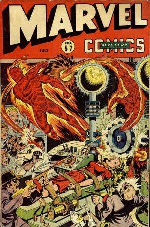 Marvel Mystery Comics # 57