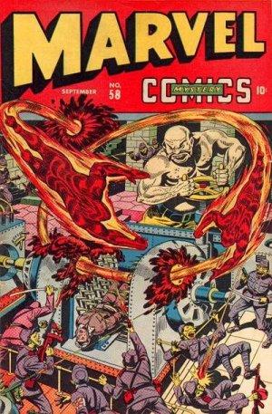 Marvel Mystery Comics # 58