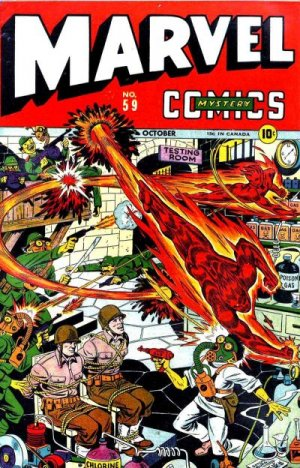 Marvel Mystery Comics # 59