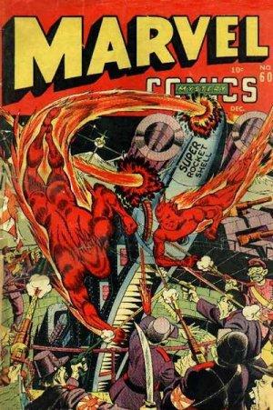 Marvel Mystery Comics # 60