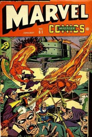 Marvel Mystery Comics # 61