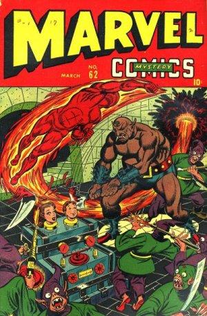 Marvel Mystery Comics # 62