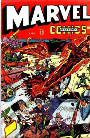 Marvel Mystery Comics # 63
