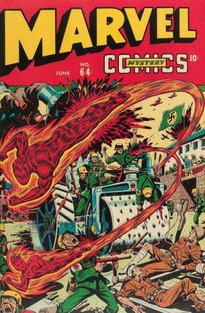Marvel Mystery Comics # 64